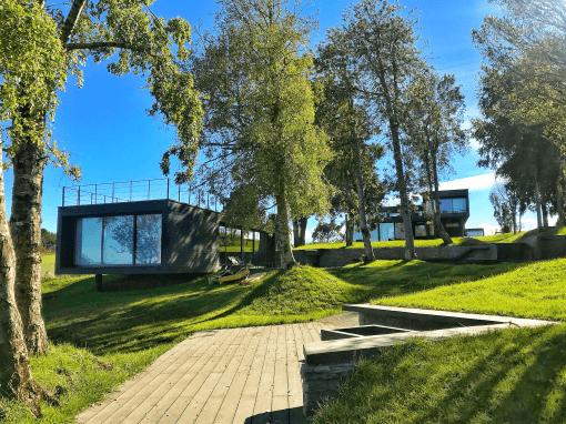 Quincho Lago Puyehue